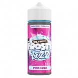 Dr Frost - Frosty Fizz Pink Soda 120ml E-liquid Shortfill